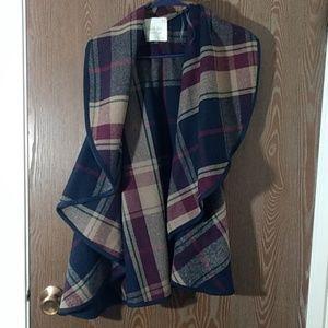 Altar'd State Flannel Vest